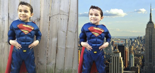Superman-Boy-Custom-Retouch