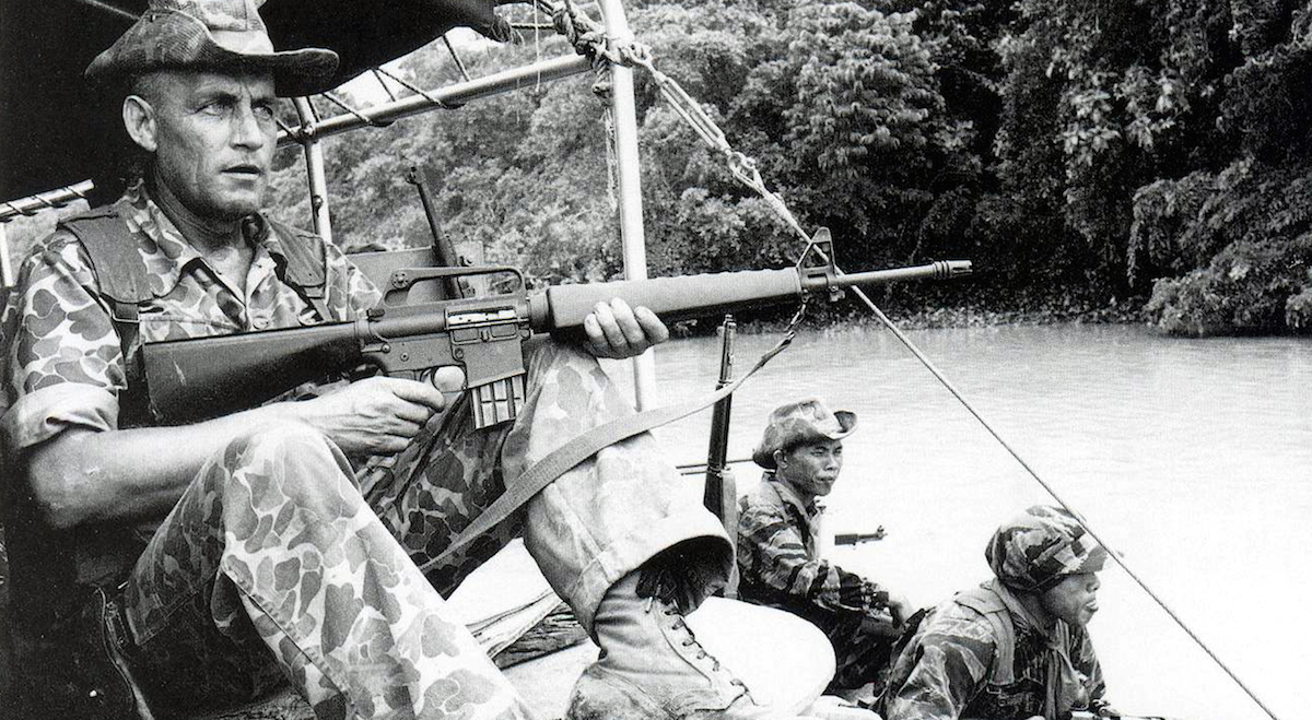 Breaking Bad Habits: Lessons From Vietnam War Veterans