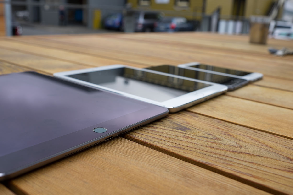 design The iPad Air 2 is the first iPad that Ive ever actually liked