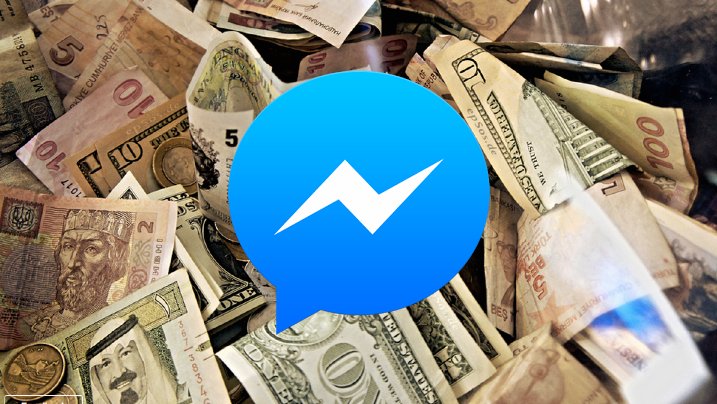 facebook messenger payments Snapcash gives us a glimpse at the future of mobile payments