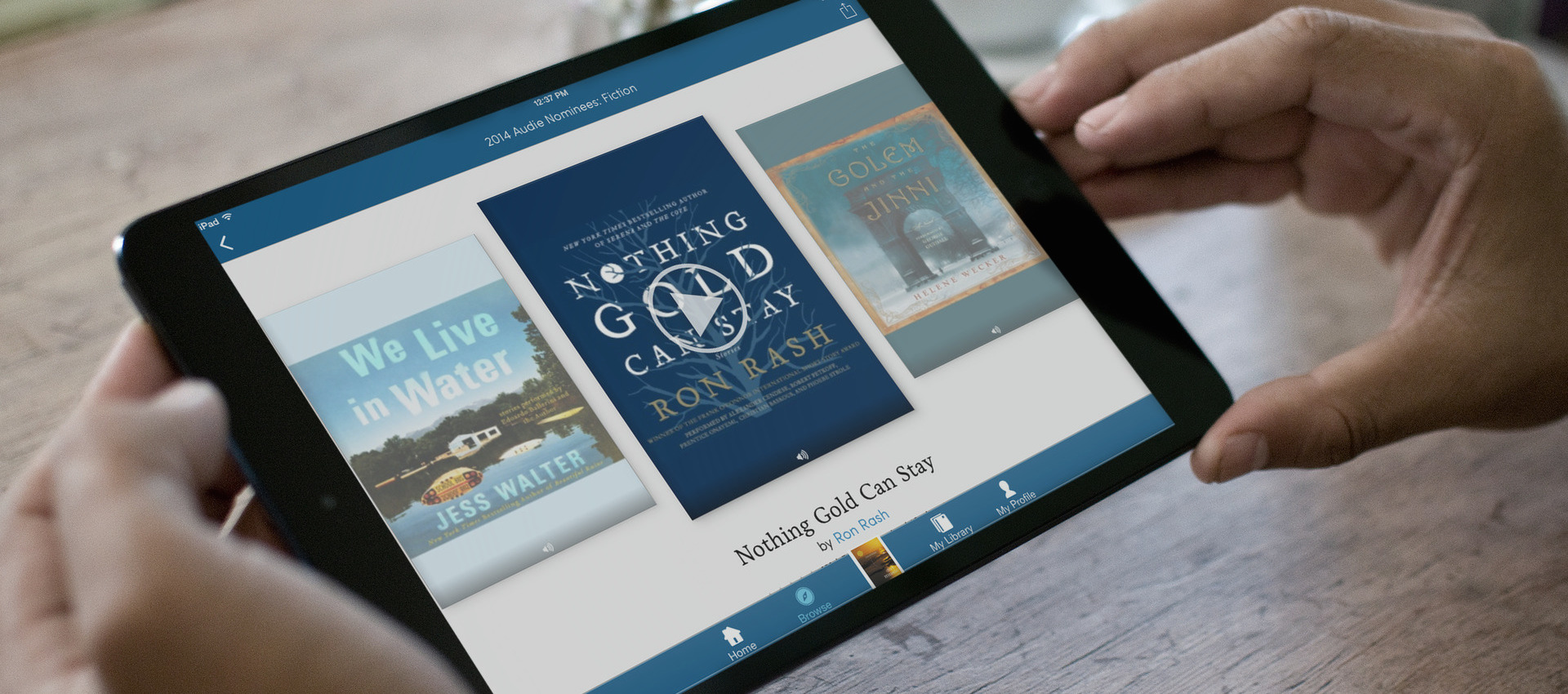 Scribd Adds Unlimited Audiobooks to Its Ebook Service