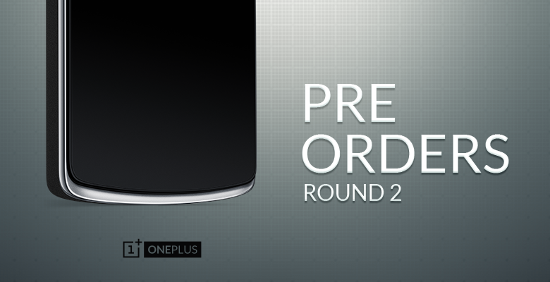 OnePlus One opens for a second round of pre-orders on November 17 - The Next Web