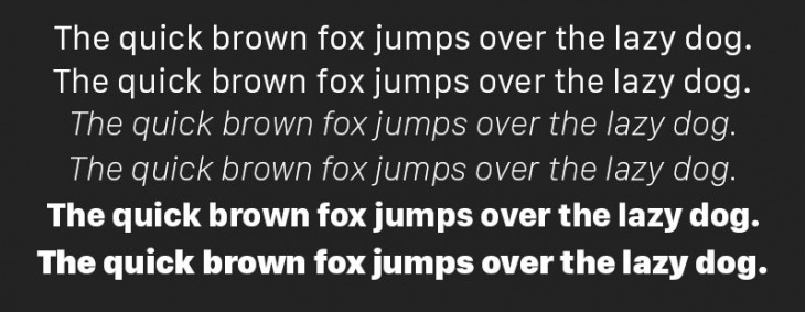 sanfrancisco font 730x283 5 typeface challenges in designing for next generation interfaces
