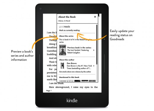 showme aboutthebook. V325445829  520x375 Amazon Kindle update lets you share books with the whole family