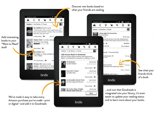 showme goodreads. V320301773  520x375 Amazon Kindle update lets you share books with the whole family
