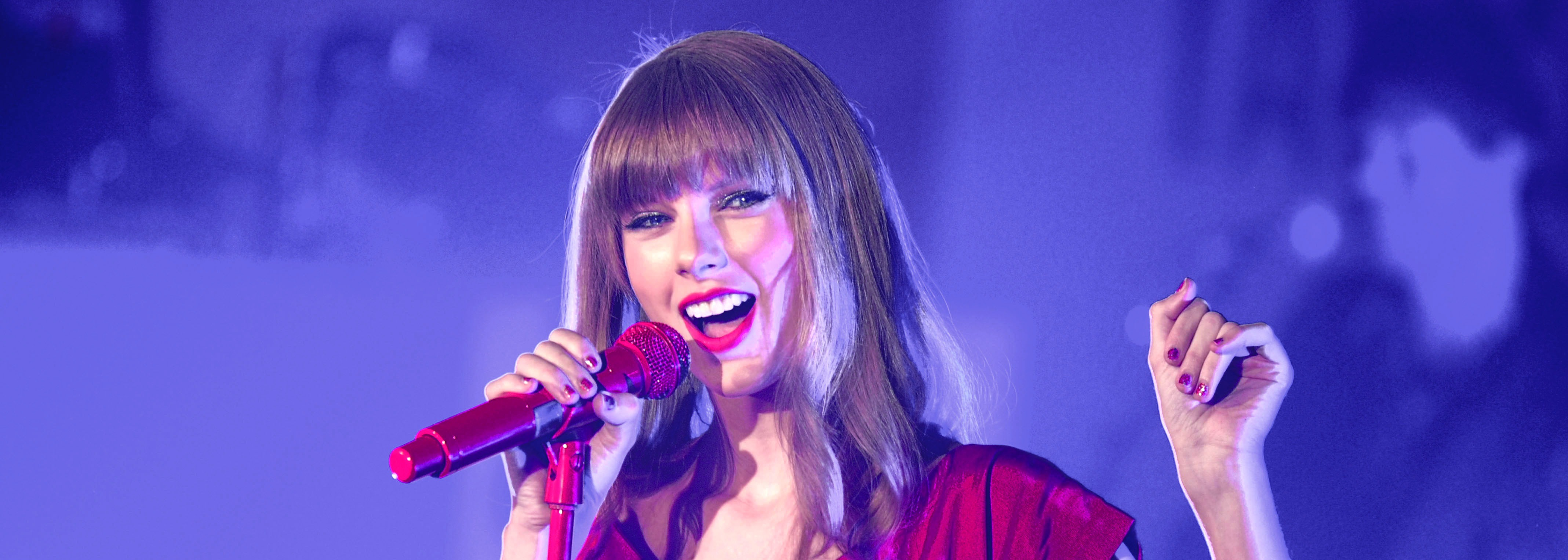 Taylor Swift Removes all Her Music From Spotify