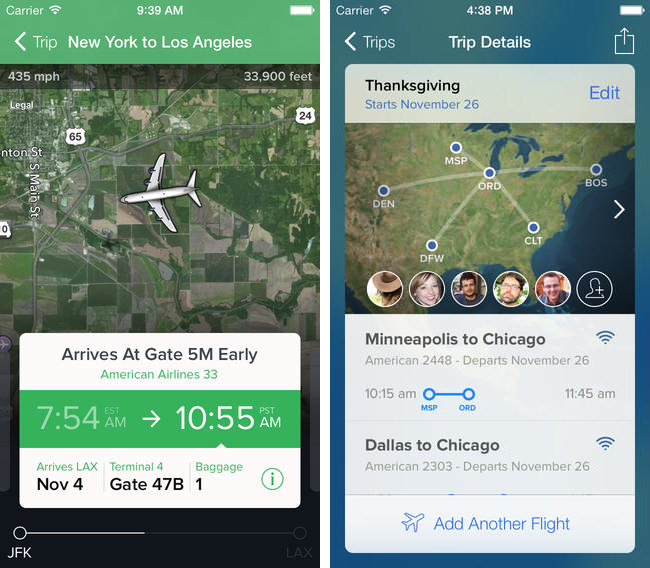 1385057106 FlightTrack 5 65 of the best iOS apps launched in 2014