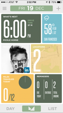 2014 12 19 14.02.32 220x391 TNW's Apps of the Year: Mynd, the schedule wrangler