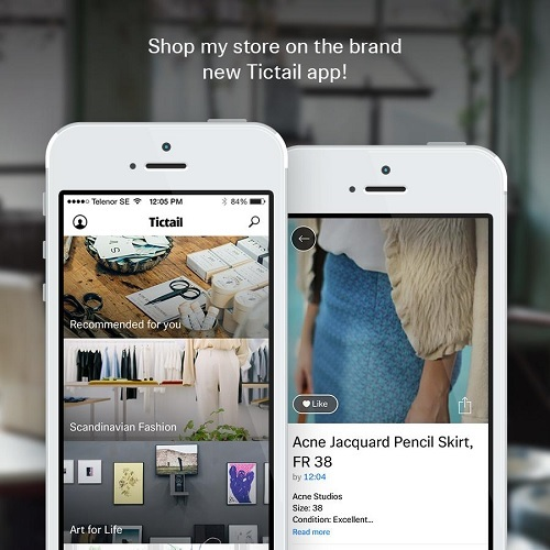 E commerce shop platform TicTail unveils app for iOS dgri7s 65 of the best iOS apps launched in 2014