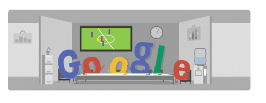 Google Doodle 520x202 Google top searches 2014: Flappy Bird, Alibaba and the iPhone 6 are tech stars