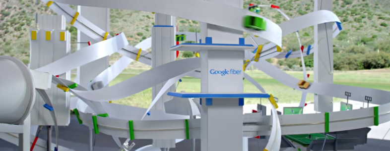 Google will offer free internet to public housing residents in its Fiber markets