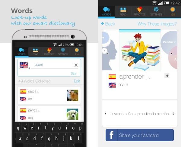 Lingualy1 60 of the best Android apps launched in 2014