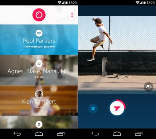 Qik 520x463 60 of the best Android apps launched in 2014