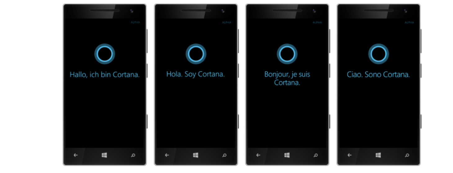 Microsoft's Cortana Hits France, Germany, Spain And Italy