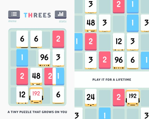 Threes 60 of the best Android apps launched in 2014