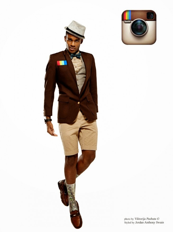 picture of Instagram man