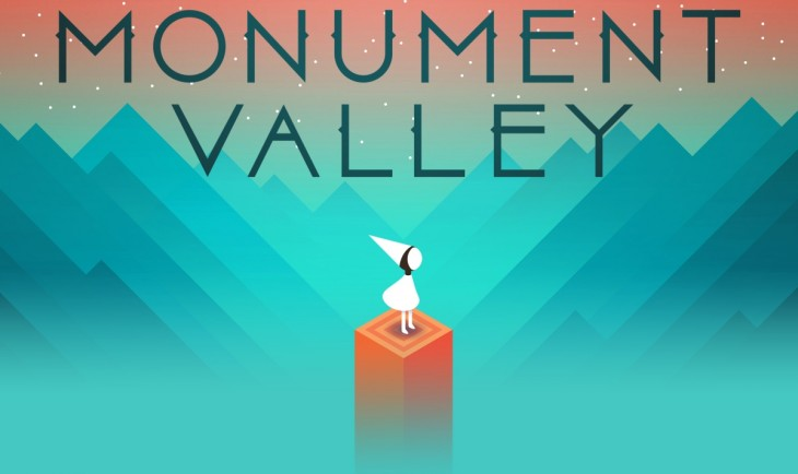 monumentvalley 730x434 65 of the best iOS apps launched in 2014