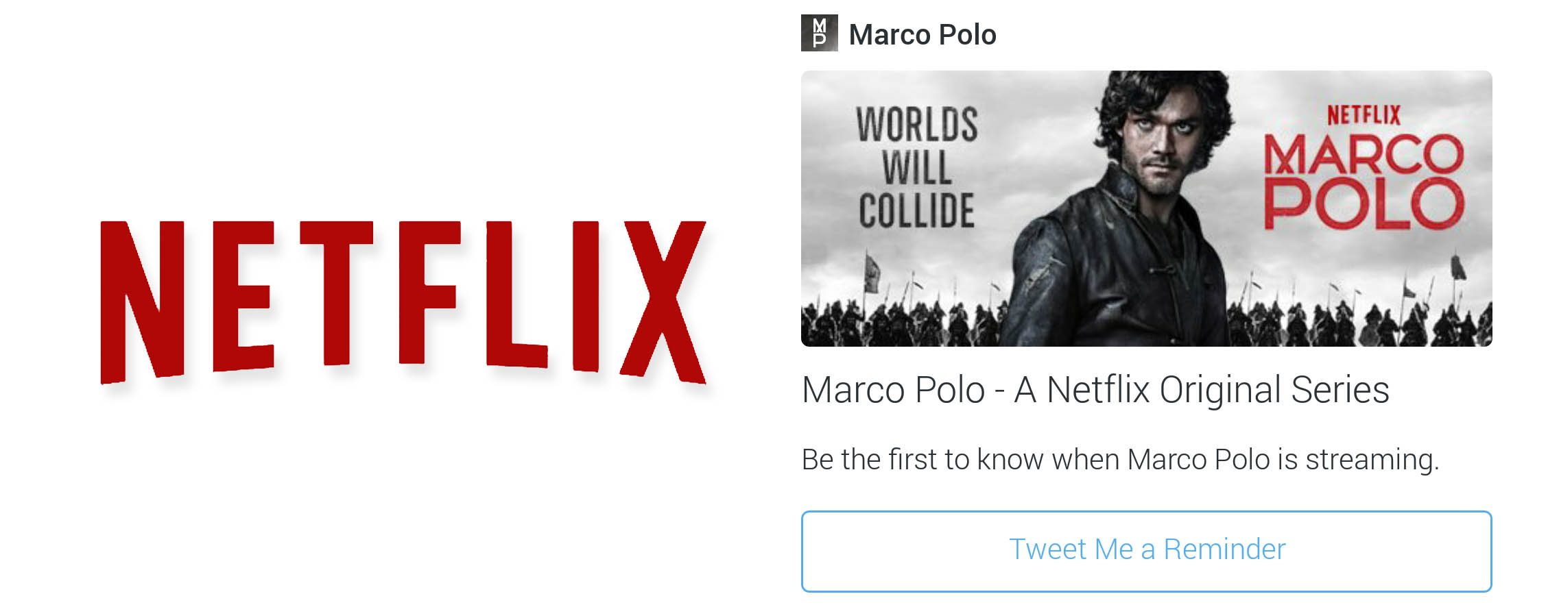 Netflix and Twitter Are Testing a
