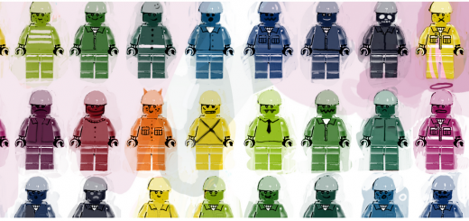 robot legos