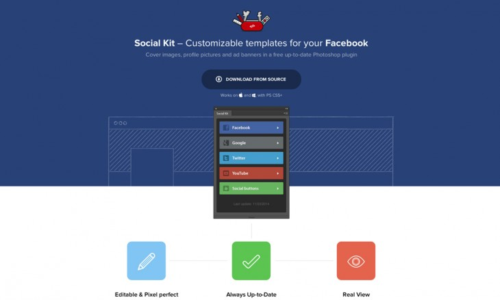 social 730x438 40 free resources every designer should know