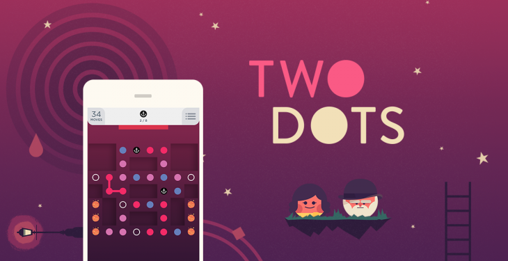 twodots art 730x375 65 of the best iOS apps launched in 2014