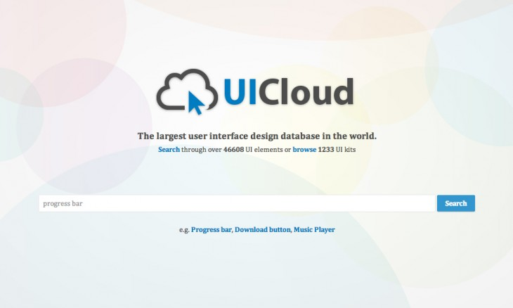 uicloud 730x438 40 free resources every designer should know