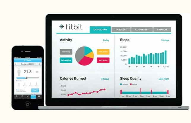 Fitbit app 5 typeface challenges in designing for next generation interfaces
