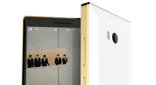 Lumia 930 golden Microsoft Lumia 830 and 930 arriving in special golden edition starting next week