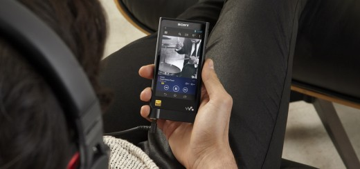 NW-ZX2 Walkman