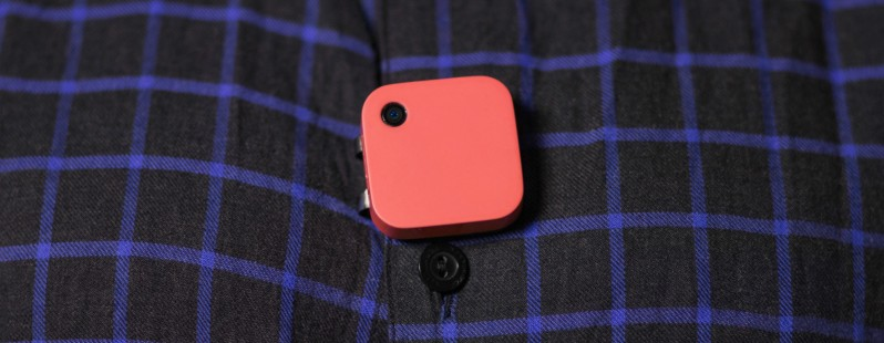 picture of Narrative's Clip 2 wearable camera will boast Wi-Fi sync, Bluetooth and an 8-megapixel sensor