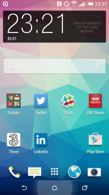 Screenshot 2015 01 21 23 21 35 220x391 HTC Desire Eye review: The only phone for the truly selfie obsessed