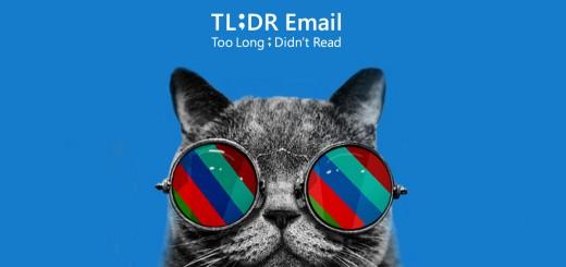 TLDR header