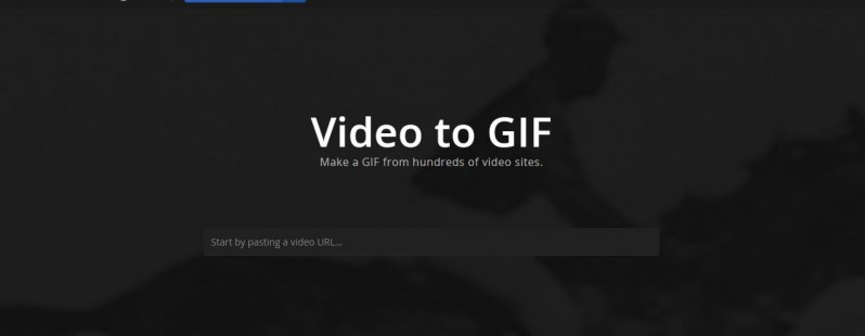 picture of video to gif banner