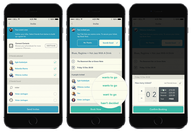 Yplanupdates 730x502 YPlan adds new features designed to make it easier to nail down plans with friends