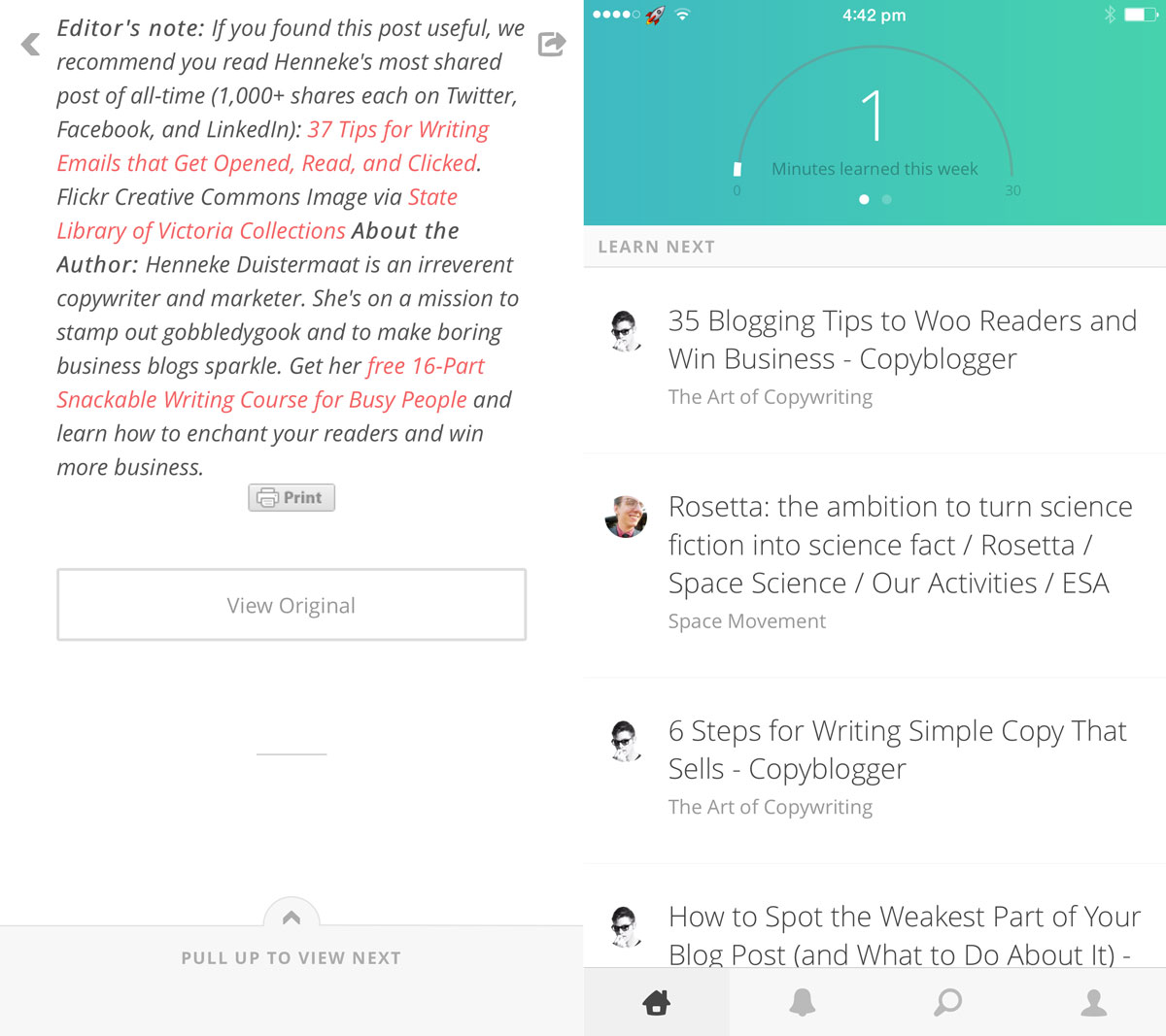 gibbon Gibbon launches iPhone app to help you learn lessons on the go