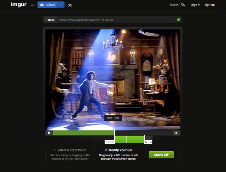 picture of Imgur lets you GIF all the things with new Video to GIF converter