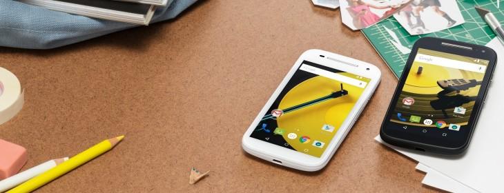 Moto E 2nd Gen 2 Phone Screens 730x280 Motorolas new 4G equipped Moto E goes on sale today