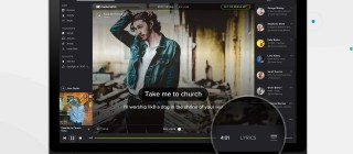 Musixmatch Integration Hozier
