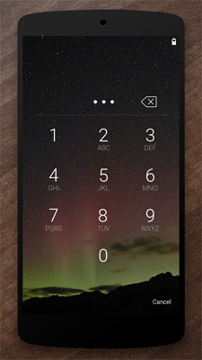Next lock Microsoft updates Next Lock Screen app for Android with new security features