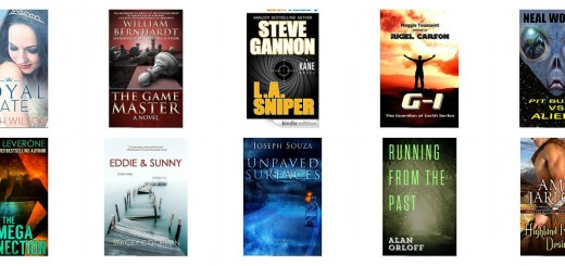 Kindle Scout Books