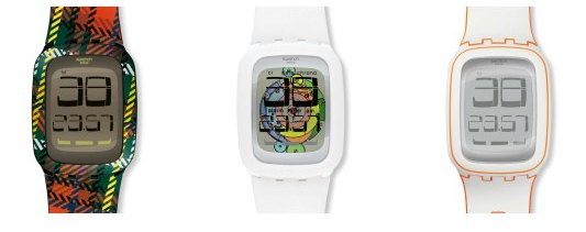 Swatch's Smartwatch Will Battle The Apple Watch