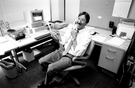 Steven-Guttman,-Adobe's-product-marketing-manager-for-Photoshop,-August-1991