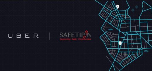 Uber Safetipin