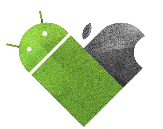 android e IOS Android vs. Apple: Cant we all just get along?