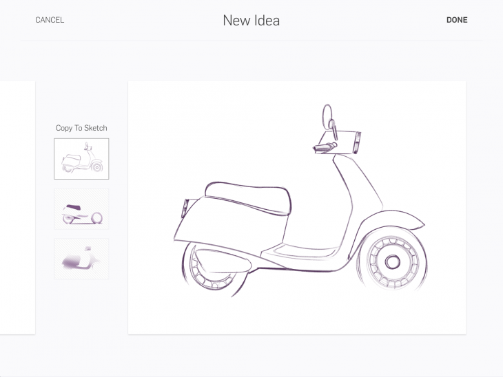 forge 5 730x548 Stylus maker Adonit launches Forge visual brainstorming app for iPad