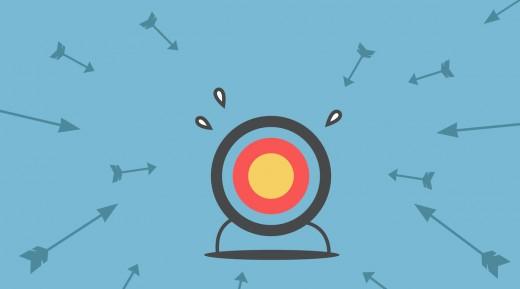 goals target fail nervous