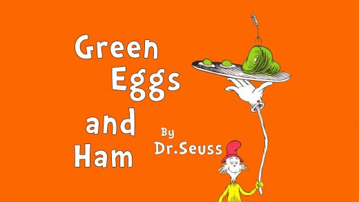green eggs and ham 520x293 Demystifying the muse: 5 creativity myths you need to stop believing