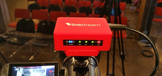 livestream broadcaster mini product