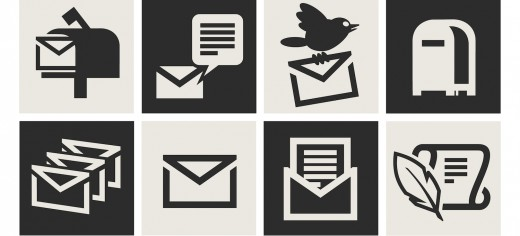 sms push email mail tweet 520x236 Why does email get such a bad rep for information overload?