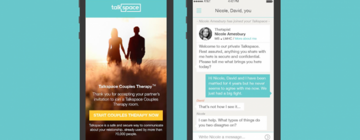 talkspace couples 798x3101 730x284 10 of the best new and updated Android apps from February 2015